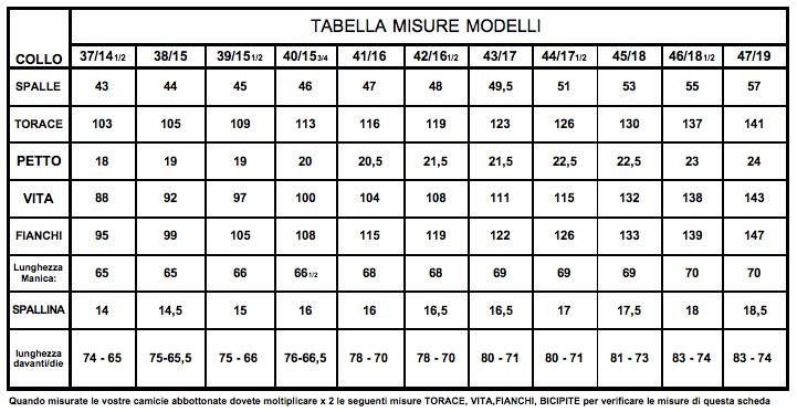 tabella-misure-modelli